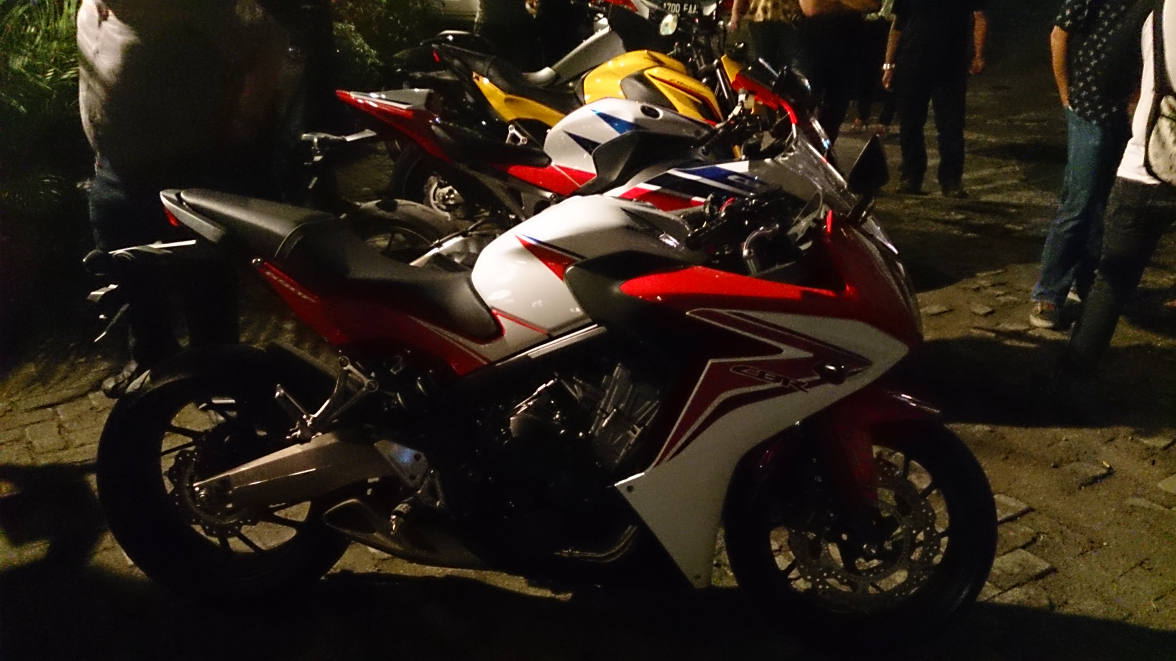 Honda Big Bike Soft Launch Di Ecobar 365 Kemang