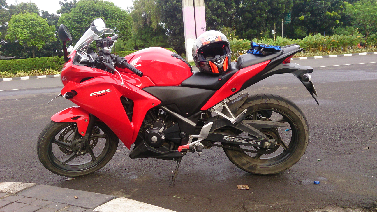 Review: CBR250R