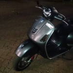 Test Ride Singkat: Vespa GTS 150