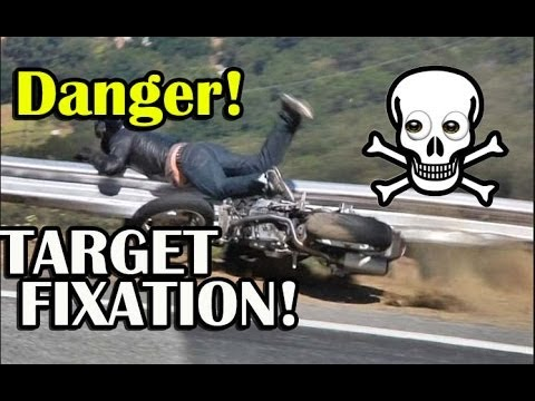 Safety Riding: Target Fixation