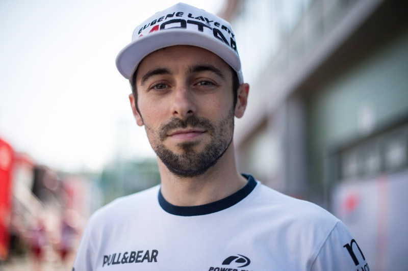 Eugene Laverty Kembali Ke WSBK