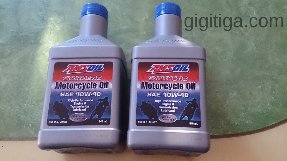 First Impression: Oli Amsoil 10w40