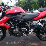 Test Ride Singkat: Benelli BN600. Riding Impression