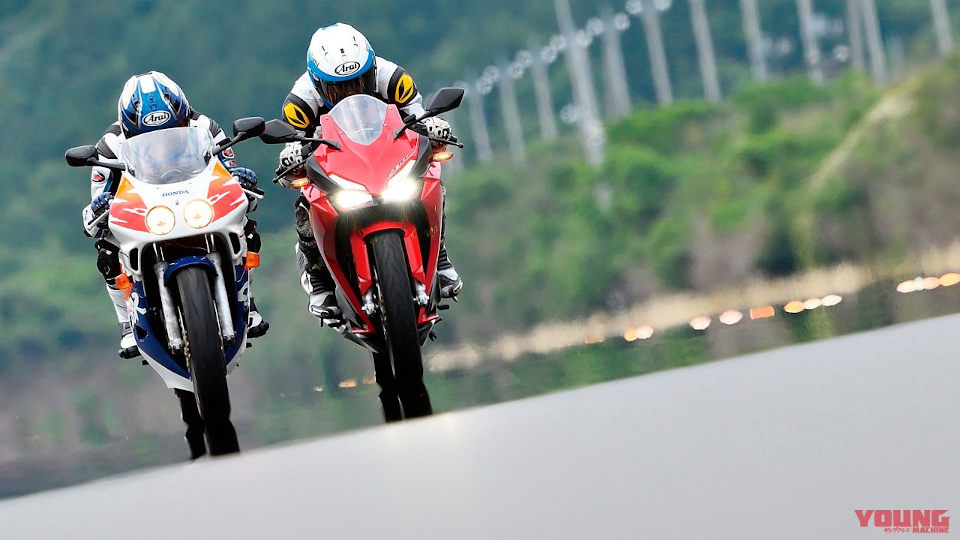 young-machine-honda-cbr250rr-mc22-vs-mc51-young-machine
